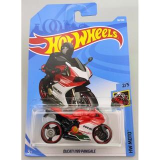 Xe mô hình Hot Wheels Ducati 1199 Panigale FYF38