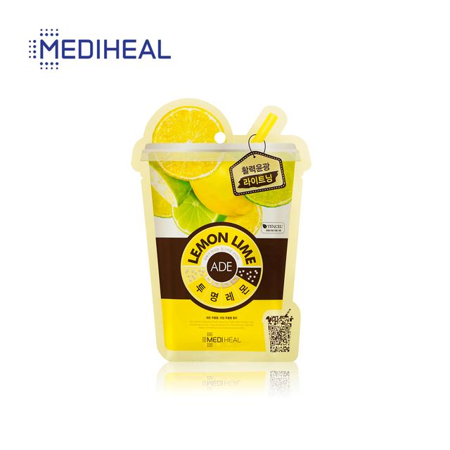 Mặt nạ tinh chất chanh tươi giúp trắng sáng da Mediheal Lemonlime Vita Mask 20ml - 22732251 , 1631775958 , 322_1631775958 , 37000 , Mat-na-tinh-chat-chanh-tuoi-giup-trang-sang-da-Mediheal-Lemonlime-Vita-Mask-20ml-322_1631775958 , shopee.vn , Mặt nạ tinh chất chanh tươi giúp trắng sáng da Mediheal Lemonlime Vita Mask 20ml