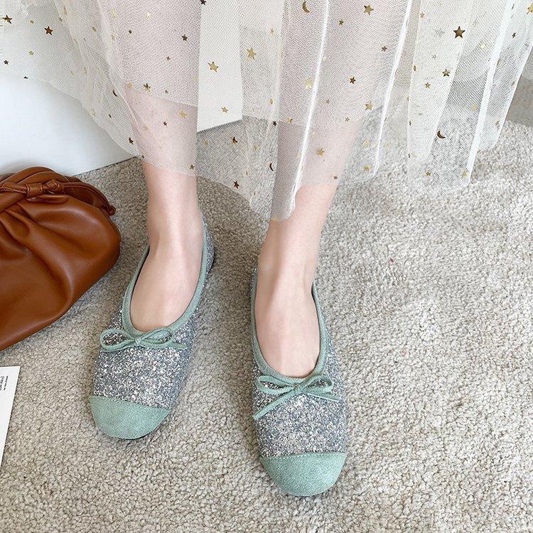 Giày Búp Bê Đế Mềm Cho Nữ