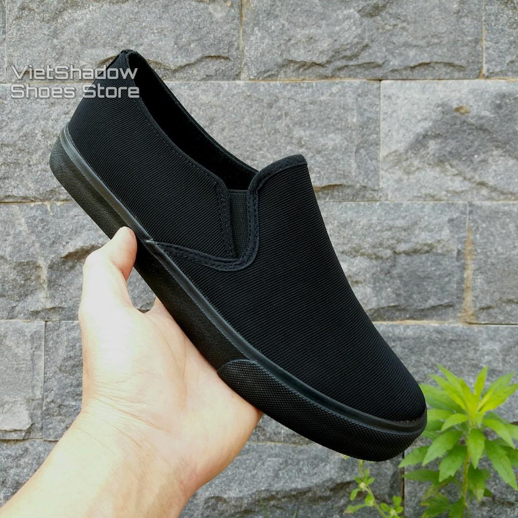 Slip on nam | Giày lười vải nam thương hiệu HuiTian màu fullblack - Mã SP A7199 - 2985484 , 970872050 , 322_970872050 , 225000 , Slip-on-nam-Giay-luoi-vai-nam-thuong-hieu-HuiTian-mau-fullblack-Ma-SP-A7199-322_970872050 , shopee.vn , Slip on nam | Giày lười vải nam thương hiệu HuiTian màu fullblack - Mã SP A7199