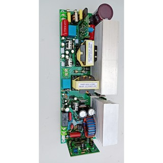 BỘ NGUỒN XUNG LIỀN CÔNG SUẤT CLASS D DÙNG ĐIỆN 220V VÀ 12V TBA84-PC2F800WADC