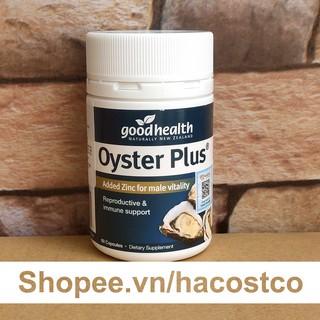 Viên uống Tinh Chất Hàu Oyster Plus Goodhealth New Zealand 60 thumbnail