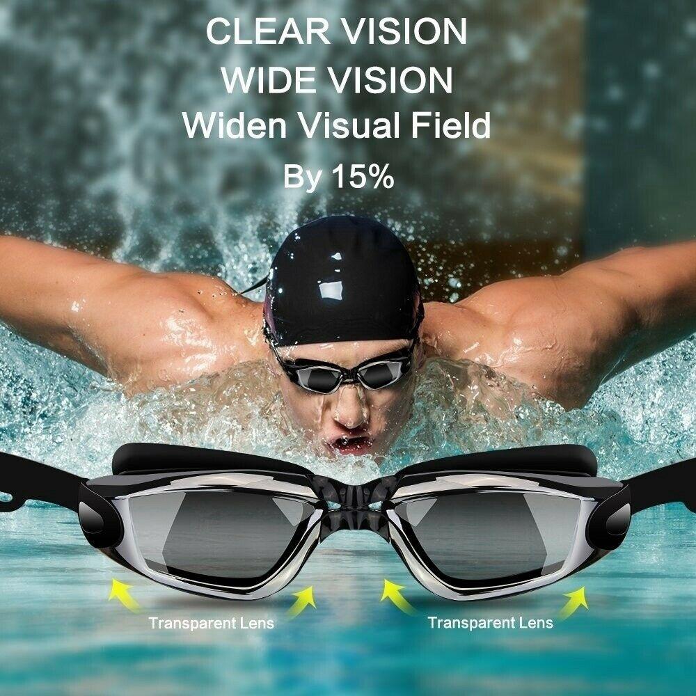 HD Original Swimming Goggles