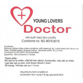 BAO CAO SU Y. LOVERS DOCTOR 144 cái thumbnail