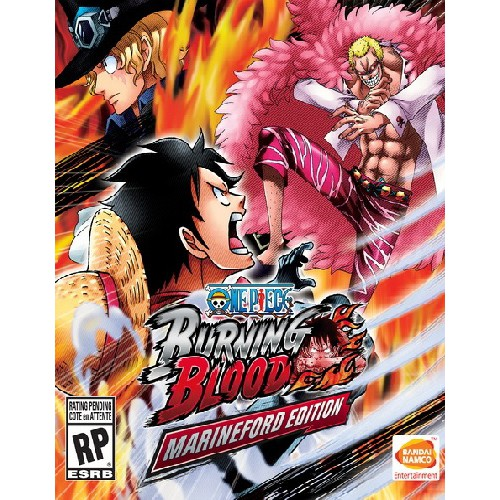 One Piece Burning Blood – (3DVD) Giá chỉ 45.000₫