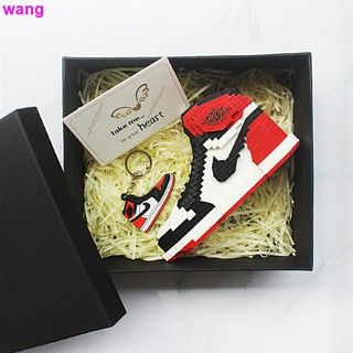 hand-made boyfriend gift compatible with Lego Xu Lu the same large puzzle shoes