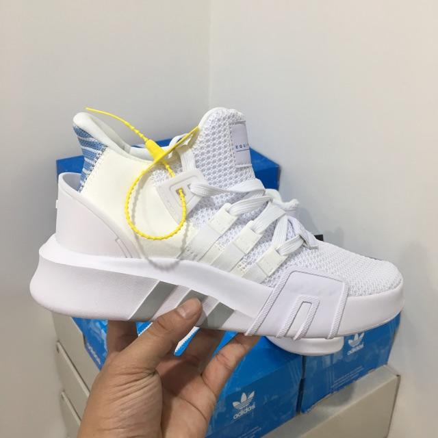 Giày Thể Thao Adidas EQT Màu Trắng Xanh