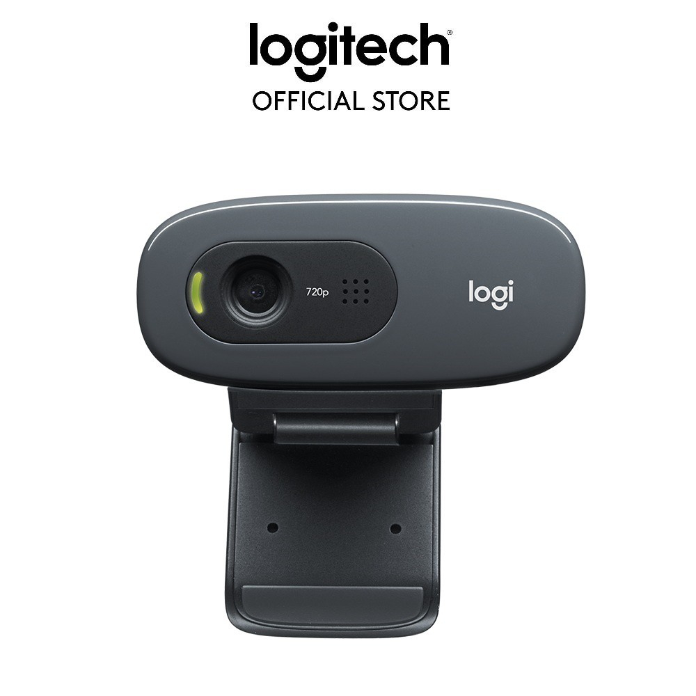 Webcam Logitech C270 - Gọi video HD 720p
