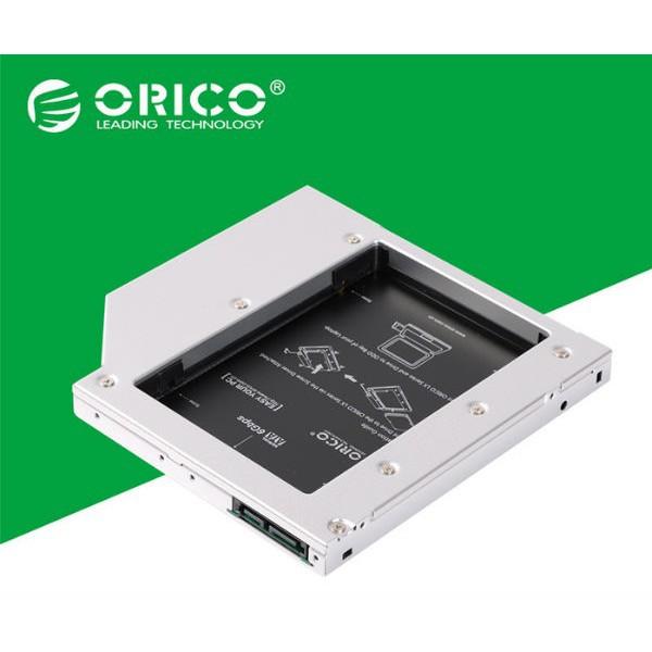 [Việt Trì] CADDY BAY ORICO L127SS, 1HDD/SSD, 2.5 Giá chỉ 220.000₫