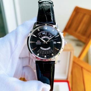 Đồng hồ nam Orient lịch vạn niên
