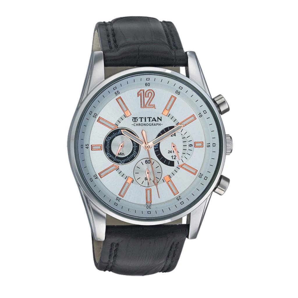 Đồng hồ thời trang Nam Titan 9322SL01