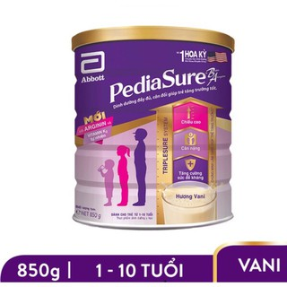 Sữa Pediasure BA lon 850g(date mới nhất)