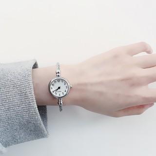 Đồng hồ thời trang nữ Candycat dây thép mặt số và la mã BT79