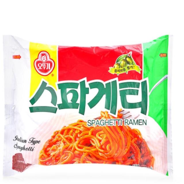 Mì spaghetti Ottogi 150g