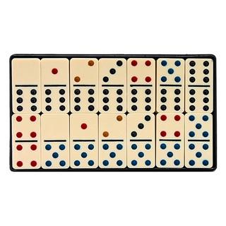 Cờ Domino Liên Hiệp Thành Màu Trắng Ngà + TẶNG Hộp Đựng Cờ thumbnail