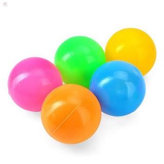Túi 50 bóng 8 màu cho bé vui chơi tăng thị giác và cảm giác cầm nắm an toàn cho bé SALE ALL