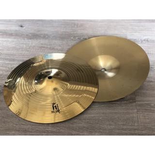 Cymbal 8 inch chơi trống cajon HT music