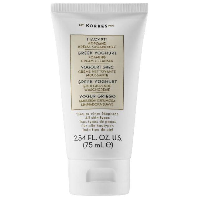 [Full 75ml/150ml] Sữa rửa mặt dịu nhẹ, nuôi dưỡng da Korres Greek Yoghurt Foaming Cream Cleanser - 3109764 , 1048053634 , 322_1048053634 , 655000 , Full-75ml-150ml-Sua-rua-mat-diu-nhe-nuoi-duong-da-Korres-Greek-Yoghurt-Foaming-Cream-Cleanser-322_1048053634 , shopee.vn , [Full 75ml/150ml] Sữa rửa mặt dịu nhẹ, nuôi dưỡng da Korres Greek Yoghurt Foam