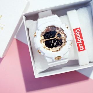 Đồng hồ thời trang nam nữ Sport mặt tròn cực đẹp SRrw79 thumbnail