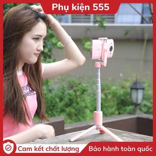 Gậy Chụp Ảnh Hoco K11 – Gậy Chụp Ảnh Bluetooth Đa Năng, Có Chân Đế Để Bàn