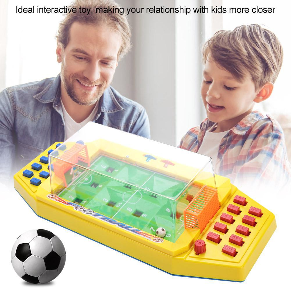 Football Toy Tabletop Soccer Games Early Educational Toy