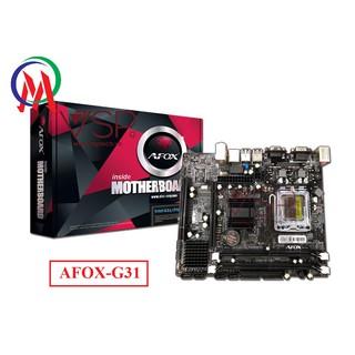 Main AFOX G31 Bh 36 Tháng thumbnail