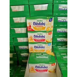 Sữa nước Bledina Pháp lốc 4 hộp (Hàng Air) thumbnail
