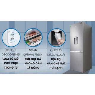 Tủ lạnh Samsung inverter 307 lít RB30N4170S8/SV. New