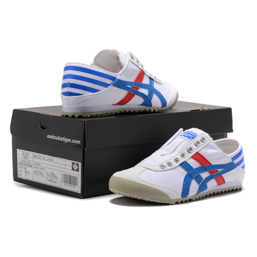 Original Asics tiger Canvas shoes flatshoes running shoes for men/women