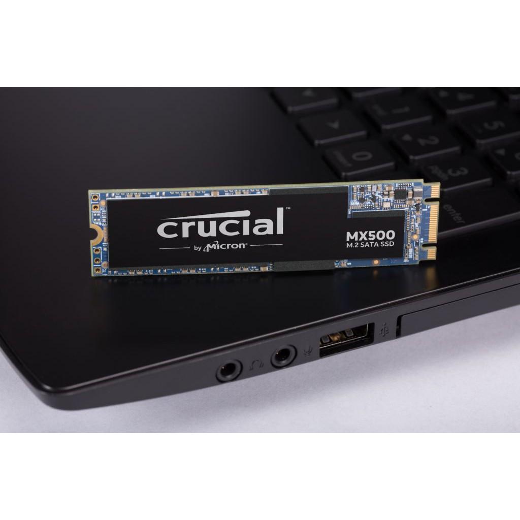 ổ cứng SSD Crucial MX500 250GB M.2 SATA III 2280
