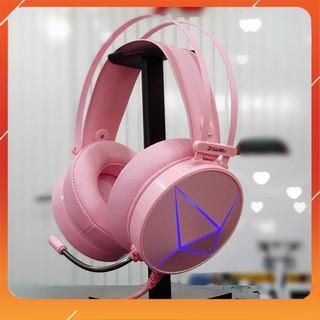 [ HÀNG SIÊU CẤP ] Tai nghe Gaming DAREU EH722s Âm thanh 7.1 – Phiên bản màu hồng kute – BH 12 tháng [ CHÍNH HÃNG ]