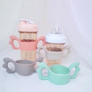 Tay cầm bình sữa silicon dùng cho bình HEGEN, AVENT, UPIS , DRBROWN thumbnail