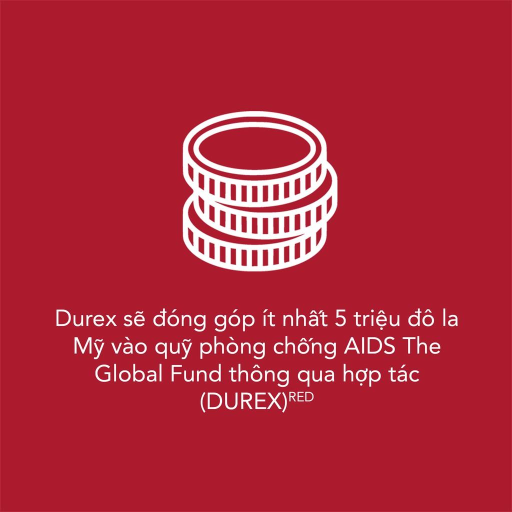 Hình ảnh Bộ sản phẩm Durex Red phiên bản giới hạn-6
