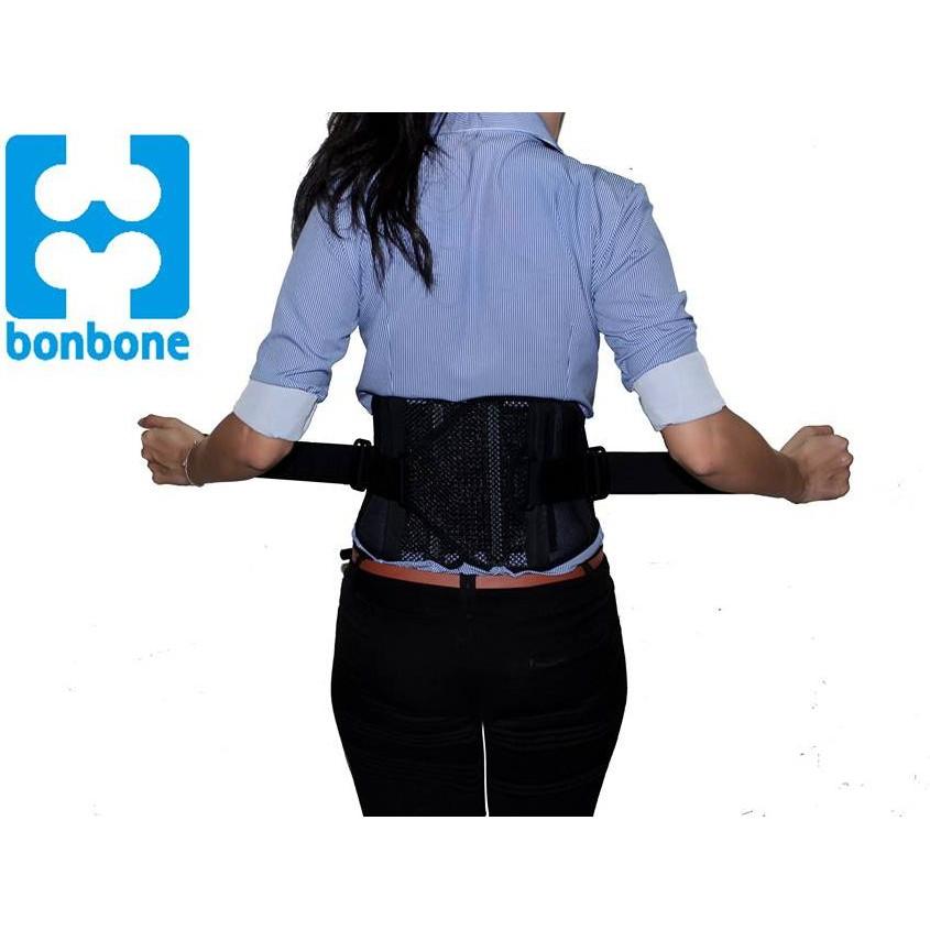 Đai lưng Bonbone hỗ trợ cột sống, thoát vị đĩa đệm - Nhật Bản - 3599806 , 1154042397 , 322_1154042397 , 890000 , Dai-lung-Bonbone-ho-tro-cot-song-thoat-vi-dia-dem-Nhat-Ban-322_1154042397 , shopee.vn , Đai lưng Bonbone hỗ trợ cột sống, thoát vị đĩa đệm - Nhật Bản