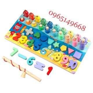 BỘ đồ chơi đếm số cho bé (loại đẹp)