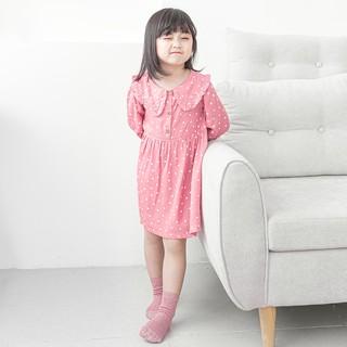 Váy Cho Bé Gái 2 Màu Trái Tim Siêu Đáng Yêu Thời Trang BELLO LAND thumbnail