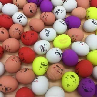 4 quả bóng hình Emoji mặt cười