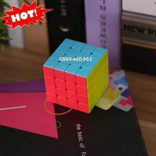 Rubik 4x4x4 Đẹp Xoay Trơn Không Kẹt Rít Độ Bền Cao