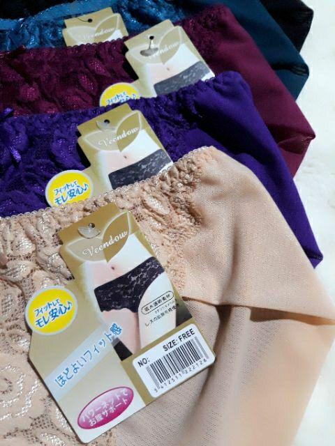 Quần lót ren xuất Nhật Cao cấp combo 10 quần | WebRaoVat
