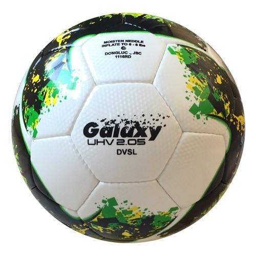 [[Giá hủy diệt]] - BÓNG ĐÁ FIFA QUALITY UHV 2.05 GALAXY SỐ 5 - Tặng kèm túi lưới và kim bơm bóng