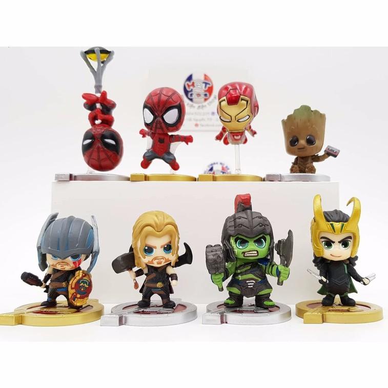 Mô hình siêu anh hùng Marvel Avengers Infinity War 8 nhân vật - 2636633 , 1231881487 , 322_1231881487 , 350000 , Mo-hinh-sieu-anh-hung-Marvel-Avengers-Infinity-War-8-nhan-vat-322_1231881487 , shopee.vn , Mô hình siêu anh hùng Marvel Avengers Infinity War 8 nhân vật