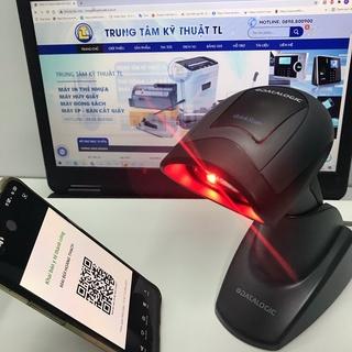 Máy quét, máy đọc mã QR khai báo y tế tại cơ quan, cty, cơ sở sản xuất,... Datalogic QD2430 thumbnail