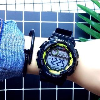 Đồng hồ unisex thể thao Sport Watch X-Captain Citiplus full chức năng chống nước chống xước tốt thumbnail