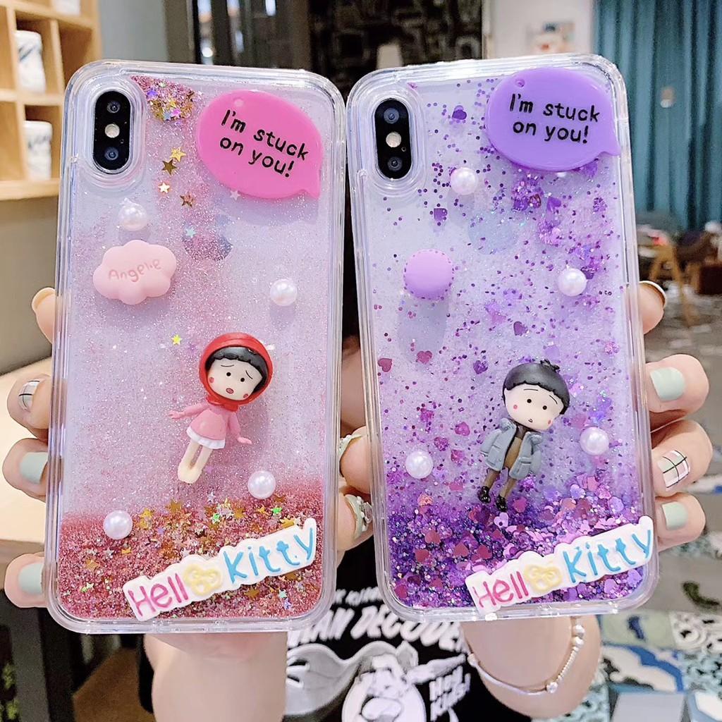 เคสโทรศัพท์ซิลิโคนสําหรับ iphone 8+6/6s