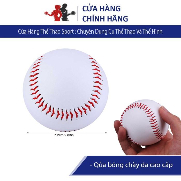 Qủa bóng chày lõi cao su mềm cao cấp đường kính 70mm/ 2.75inch
