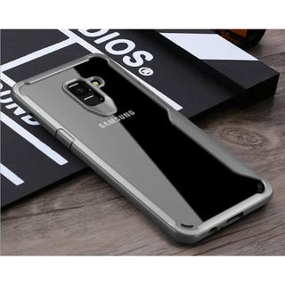 Ốp lưng Samsung S9 chống sốc lưng siêu trong suốt