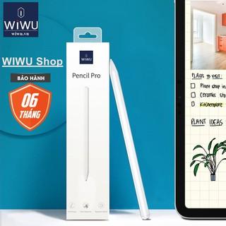 Bút cảm ứng Wiwu Pencil Pro chuyên dụng cho IPad Pro , IPad M1 chống tì tay , vẽ nét đậm chính hãng wiwu Stylus thumbnail