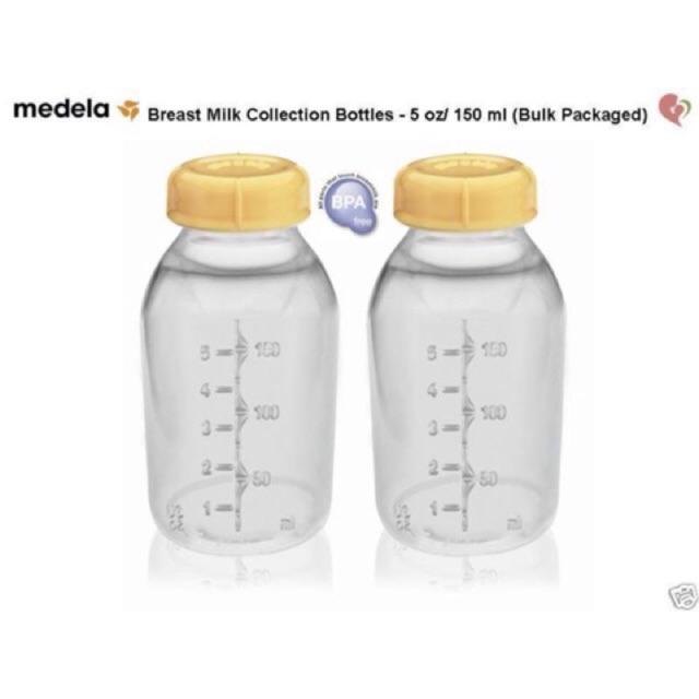 [FREESHIP 99K ÁP DỤNG TẠI HN][GIÁ SỐC] Bình trữ sữa medela 150ml mới 100%