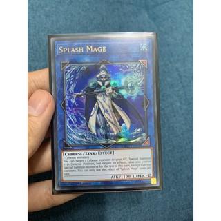 Splash Mage - GFTP-EN106 - Ultra Rare 1st Edition thumbnail