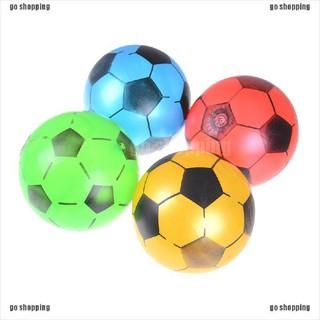 {go shopping}20cm Inflatable Beach Balls Rubber Children Toy Outdoor Sport Ball Toys